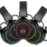 Lioncast LX55 USB RGB Gaming Headset